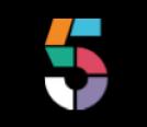 Logo for 5 korte