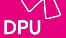 Logo for DPU