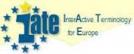 Logo for Iate