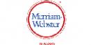 Logo for Merriam Webster