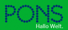 Logo for Pons