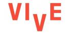Logo for VIVE