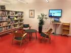 Studiemiljø VIA Bibliotek Campus Viborg