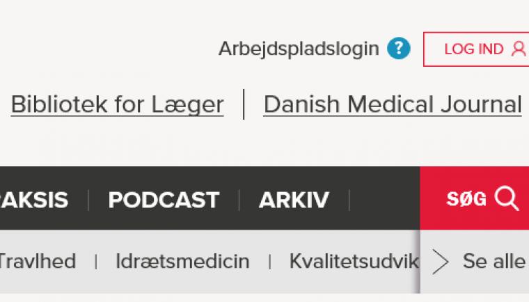 Ugeskriftet.dk