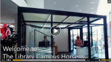 Campus Horsens Dronefilm