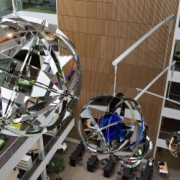 KUnst på Campus Aarhus C i Atrium